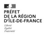 Préfet de la Région d'Ile-de-France